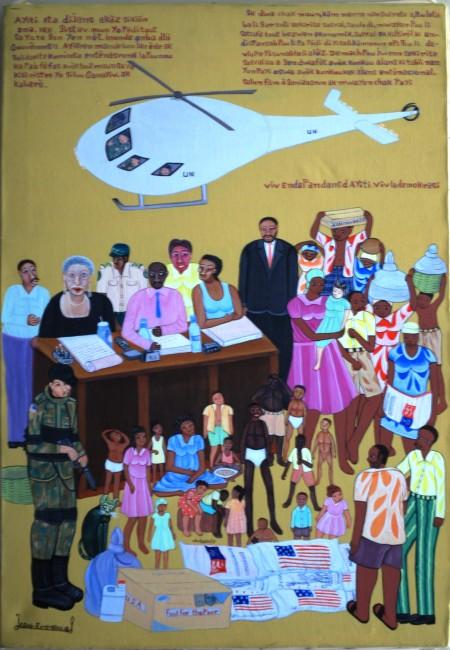 United Nations in Haiti